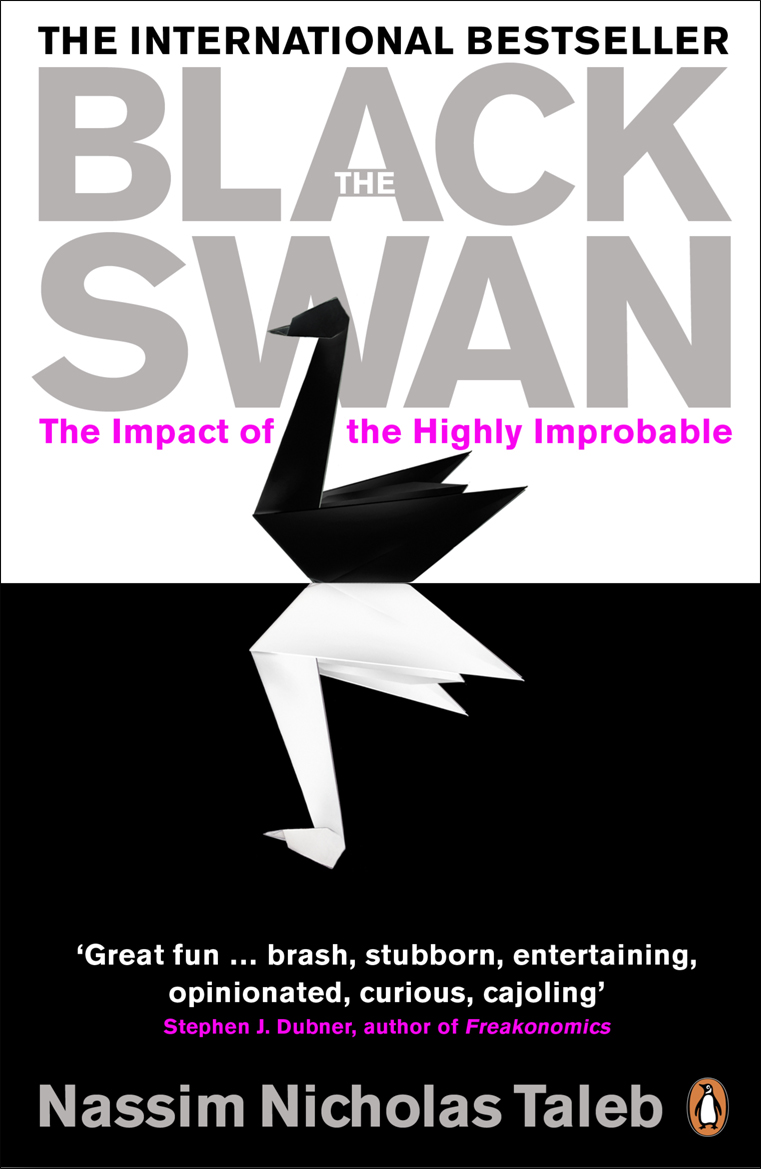 the black swan the impact of the highly improbable book review