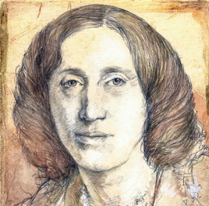 In addition to being one of the English language's top novelists, George Eliot was also a total badass--all the movies that've been made about Jane Austen's (rather tepid) personal life should instead be about about GE. She is an inspiration to late-bloomers everywhere.