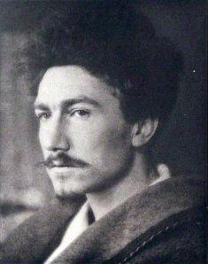 Ezra Pound was one handsome Fascist.