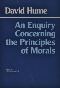 david humes view on morals For moral behavior and (ii) self-love is unnecessary for moral theory i ar- gue that   david hume grounds his moral theory in the benevolent nature of humans.