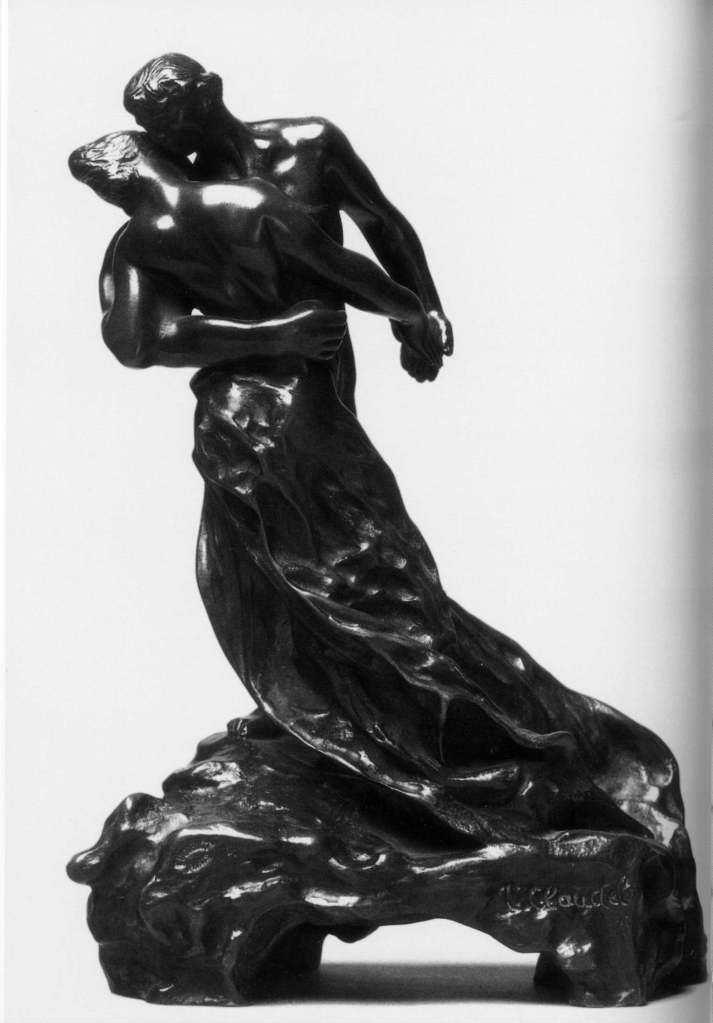 "Camille Claudel, ""The Waltz"""