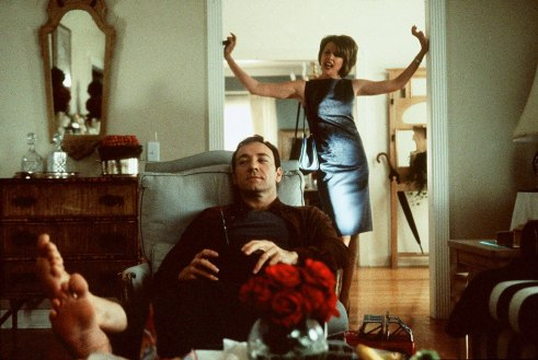 In retrospect, Kevin Spacey's character was pretty obnoxious in this film, wasn't he?