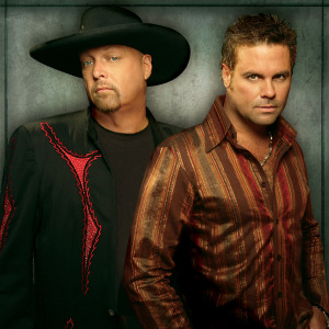 """This is a photo that came up when I searched for 'gentry.' It is the country music duo Montgomery Gentry. They're actually one of my favorite groups. I've listened to """"Some People Change"""" roughly 200 times, according to my iTunes."""