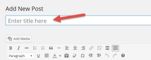 default-enter-title-here