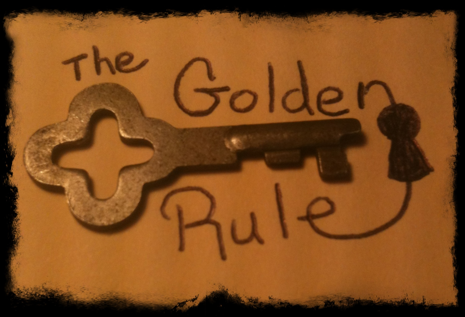 Following The Golden Rule Is The Ticket To An Unhappy Life The